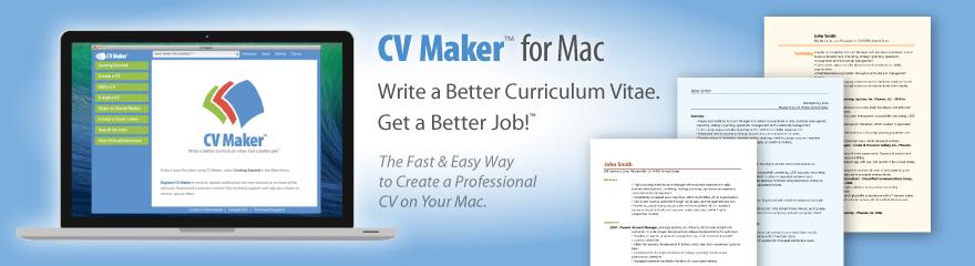 easy cv maker