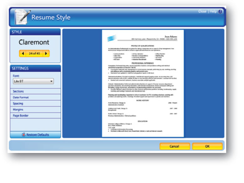 resumemaker ultimate 6 powerful tools to land your dream job