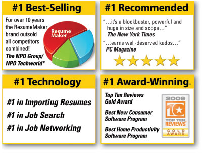 resumemaker ultimate the ultimate resume writing job search