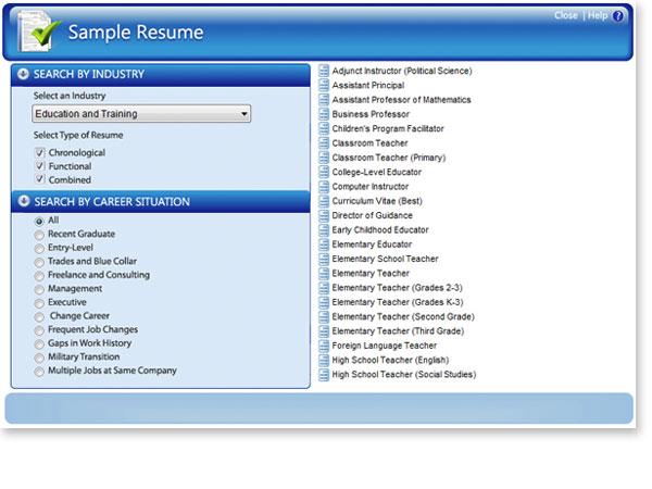 resumemaker ultimate the ultimate resume writing job search tool
